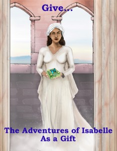 Give The Adventures of Isabelle w Almitra small